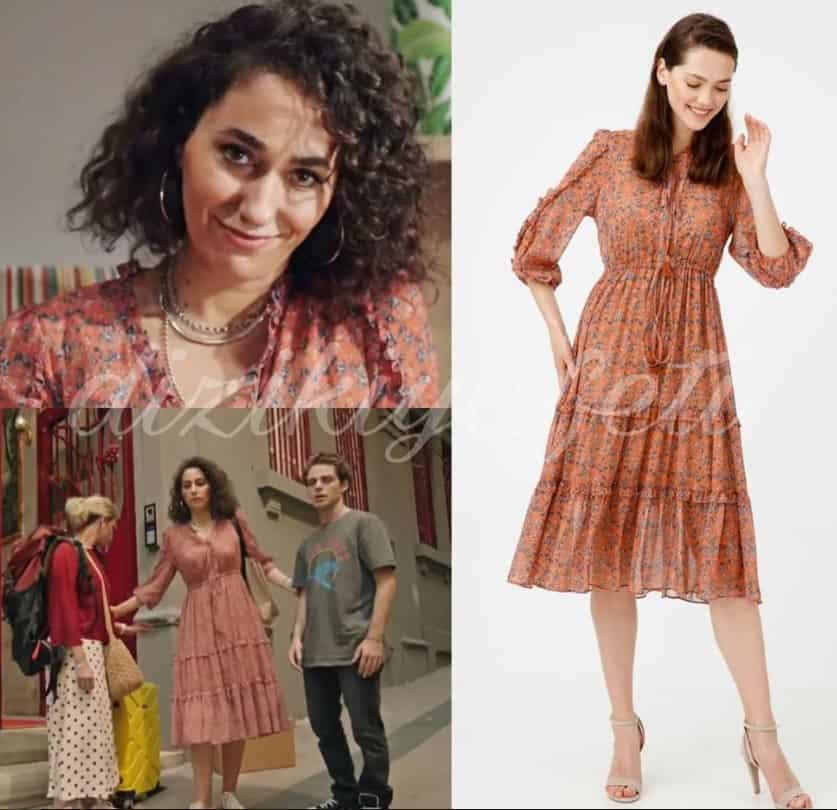Masumlar dizisi Esranin elbisesi