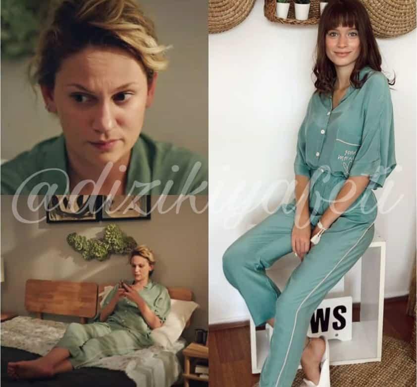 masumlar dizisi incinin pijamasi