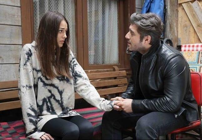 18 Şubat Alev alev dizisi Rüyanın kazağı ve Ömerin ceketi