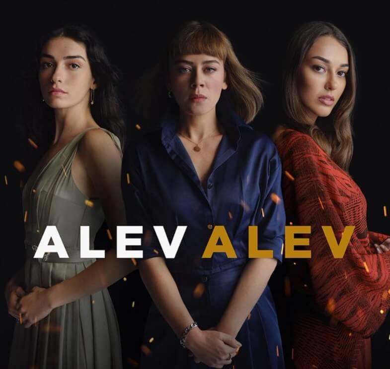 Alev Alev Dizisi Oyuncu Kıyafetleri Elbiseleri