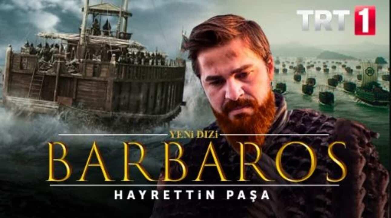 Barbaros Dizisi yeni sezon 2021-2022