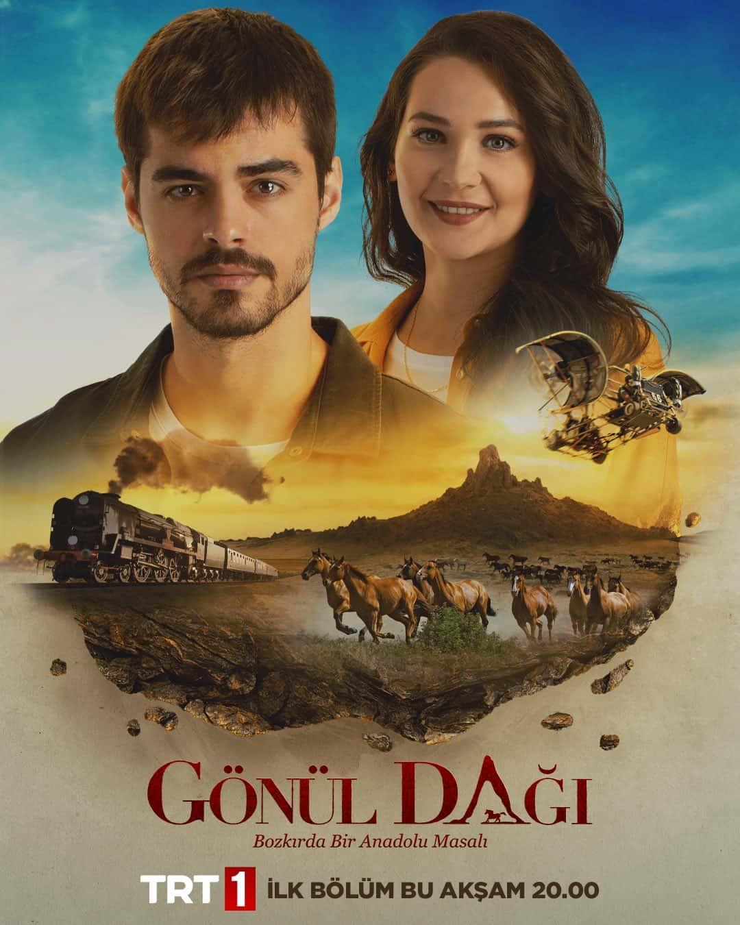 Gonul Dagi dizisi tekrar bolumleri ne zaman