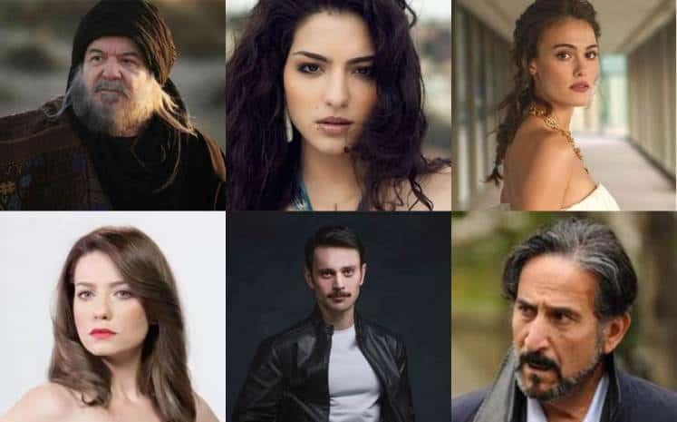 Hay Sultan Dizisi TRT ekranlarında 2021