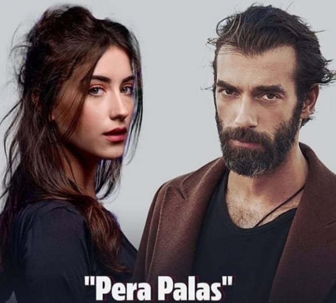 Pera Palas'ta Gece Yarısı Dizisi yeni sezonda