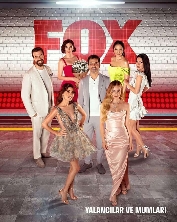 Yalancılar ve Mumları dizisi 2021 de Fox Tv de