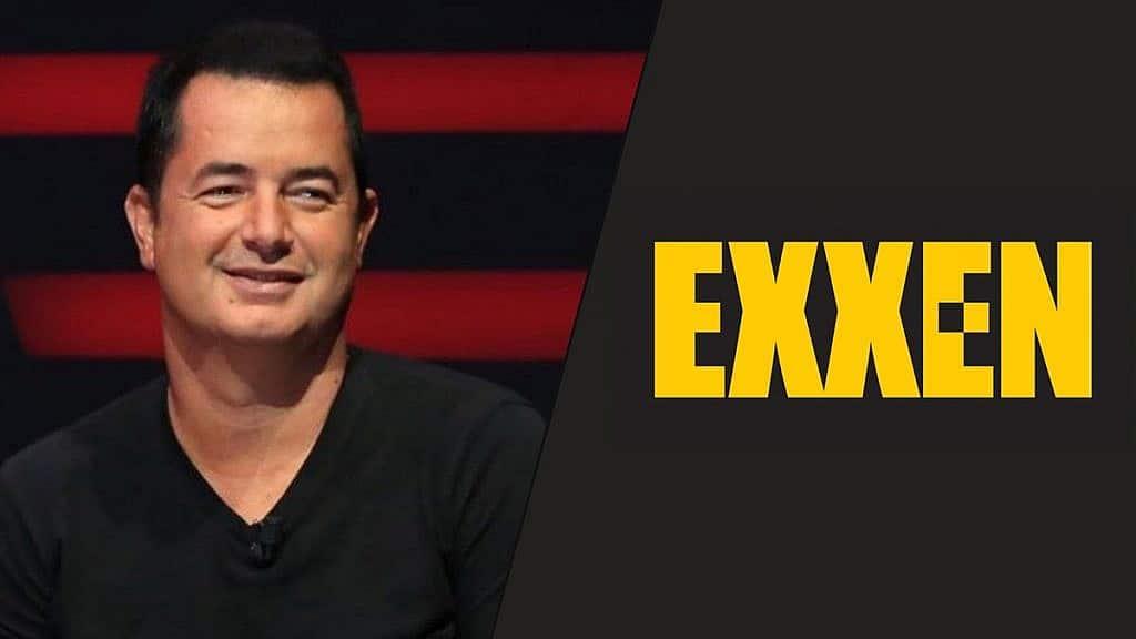 exxen yeni kanali acun ilicali