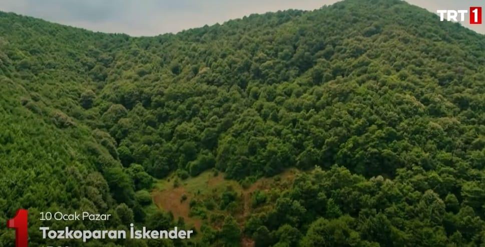 tozkoparan iskender hangi ormanda cekildi