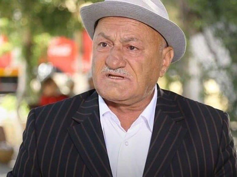 Ali Erkazan Kanunsuz Topraklar dizisinde Tahir