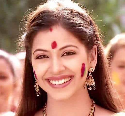 Bir Garip Aşk Deepali Pansare (Payal)