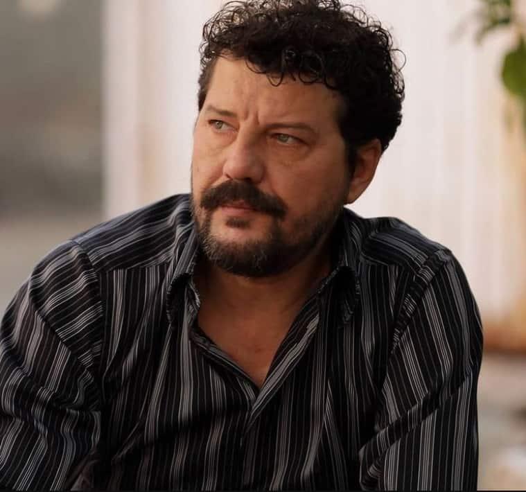 İlker Aksum Kanunsuz Topraklar dizisi oyuncu kadrosunda