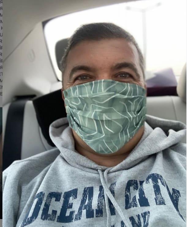Ismail Kucukkaya koronavirus oldu