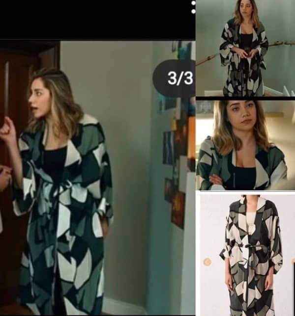 Kefaret Dizisinde giyilen kimono markası modeli