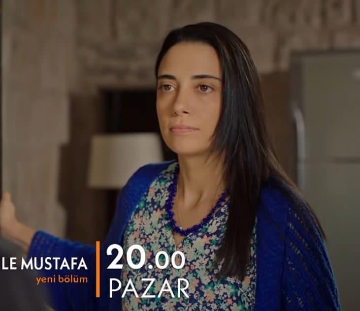 Maria İle Mustafa Eda Karakteri