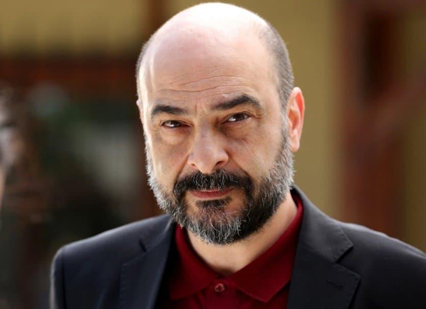 Murat Daltaban Kanunsuz Topraklar dizisinde Malik rolünde