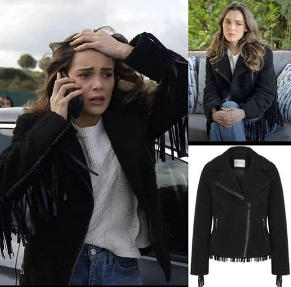 12 Mart Son Yaz dizisi Yağmur'un kıyafetleri ceketi