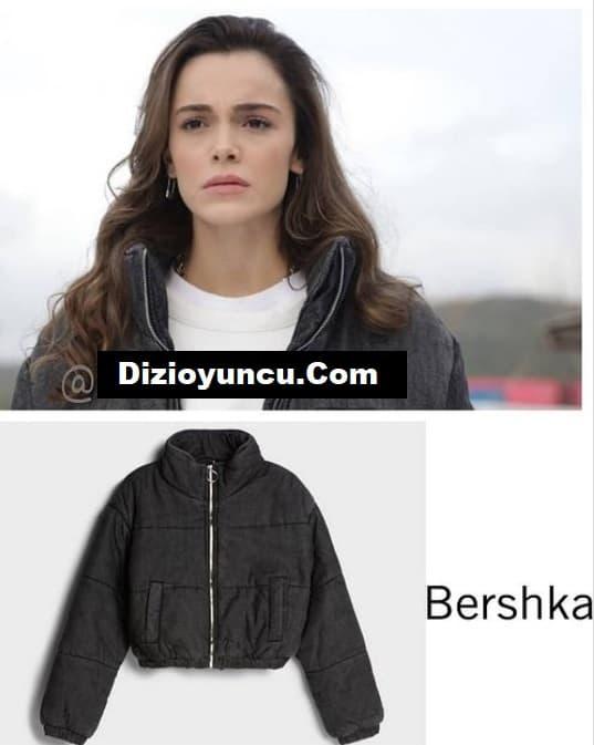 29 Ocak Son Yaz dizisi Yağmur'un füme montunun markası Bershka