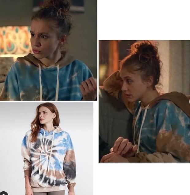 7 Şubat Menajerimi Ara Dicle'nin giydiği sweatshirt