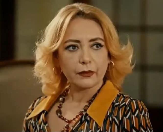 Bir Zamanlar Çukurova oyuncu kadrosu Sibel Taşçıoğlu-Şermin