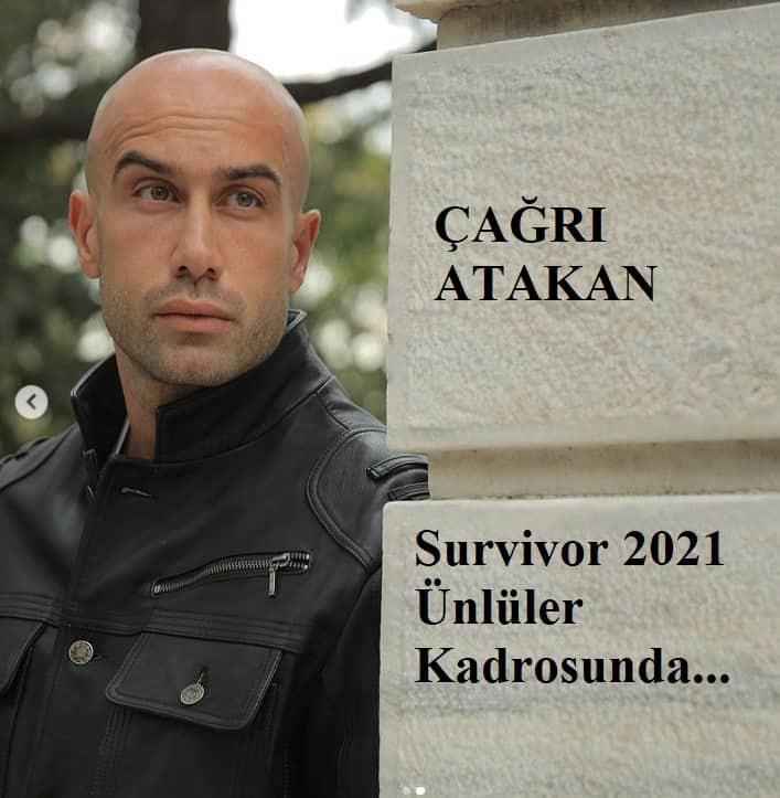 CAGRI ATAKAN SURVIVOR 2021