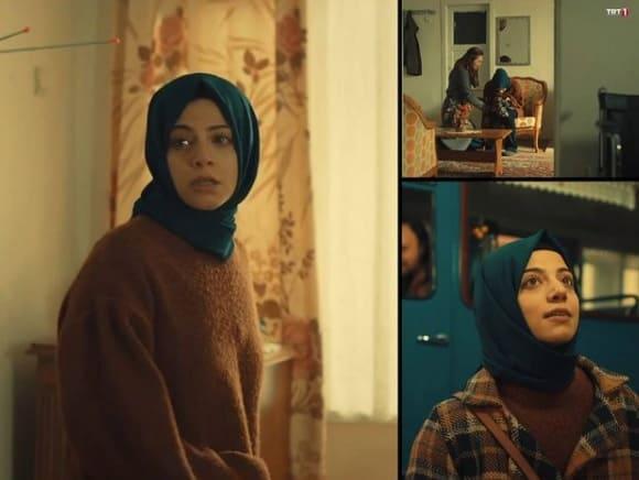 Gönül Dağı Zeynep Kimdir? (Güliz Aybay) Elif'in Kız Kardeşi