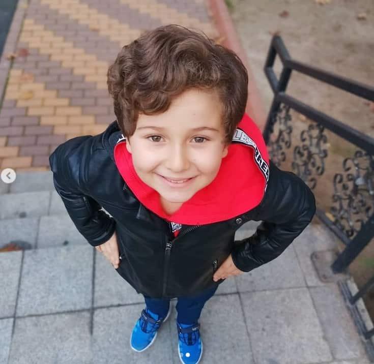Mehmet Aybark Kaya Yetis Zeynep cocuk oyuncu