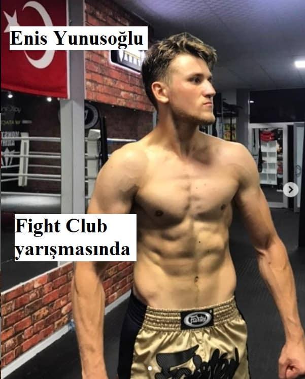 enis yunusoglu fight club