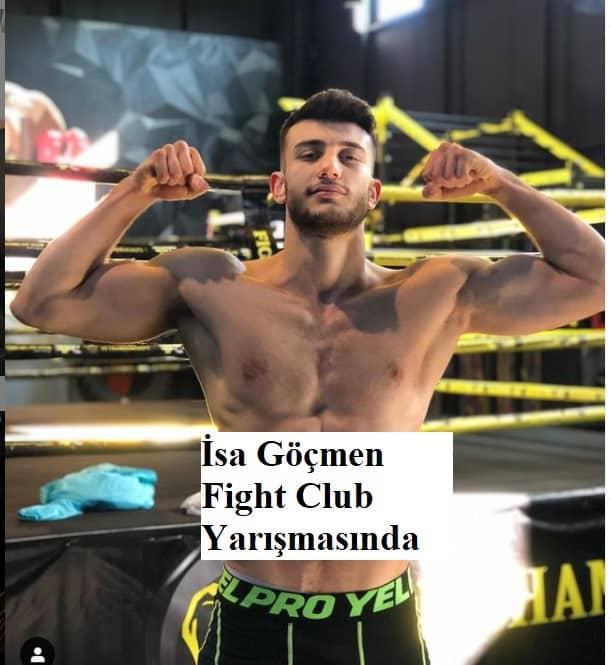 fight club isa gocmen