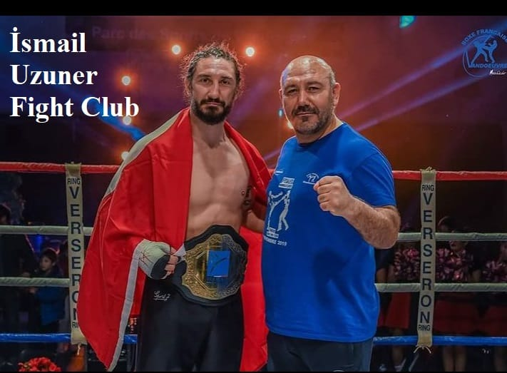 ismail uzuner fight cluba katildi