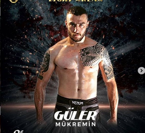 mukremin guler fight club