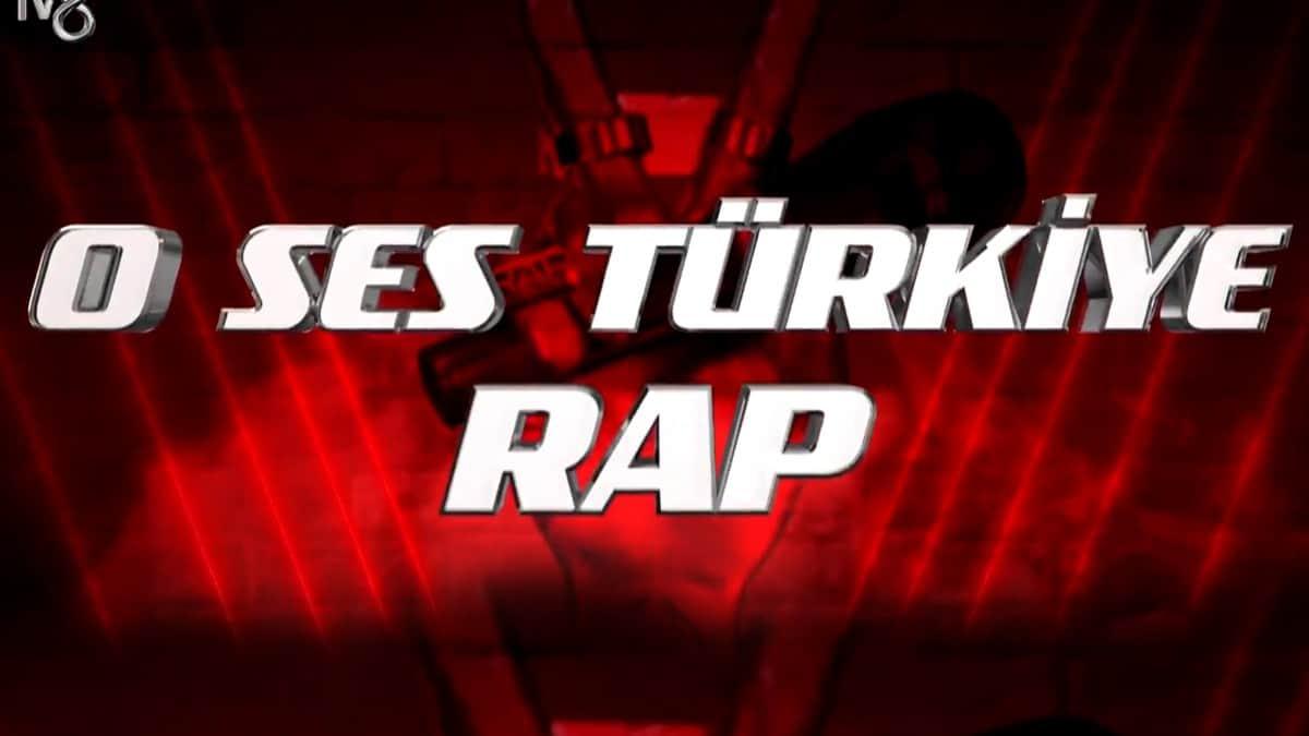 o ses Turkiye Rap yarismasi