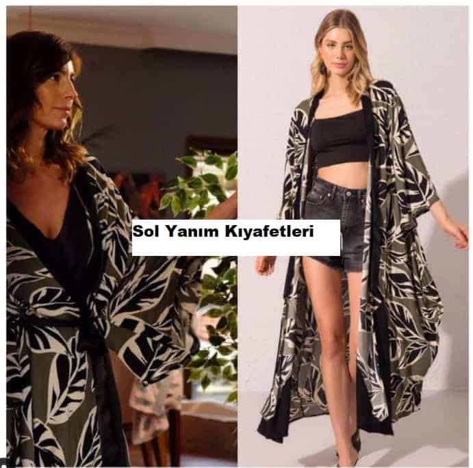 sol yanim Idilin kimonosu markasi fiyati