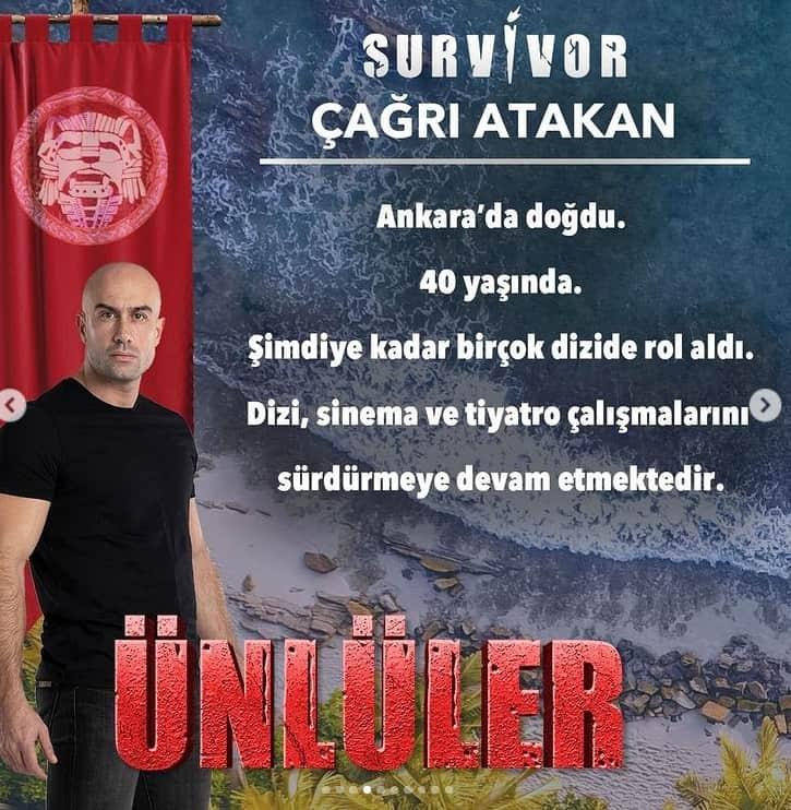survivor 2021 cagri atakan