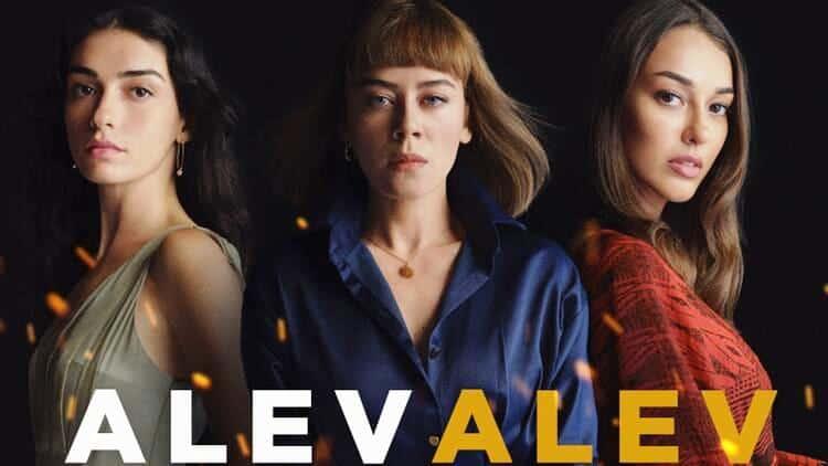 2021 yılında final yapan Alev Alev dizisi