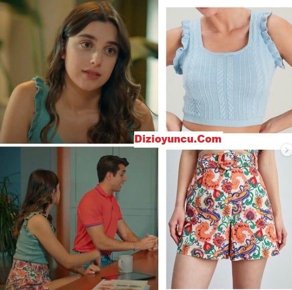 25 Eylül Kardeşlerim dizisi Melisanın giydiği bluz