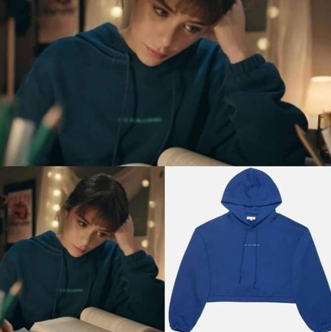 3 Mart Masumiyet dizisi Ela - ilayda alişan sweatshirt markası