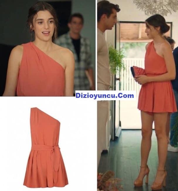 9 Ekim Kardeşlerim dizisi 23. bölüm Melisa'nın elbisesi