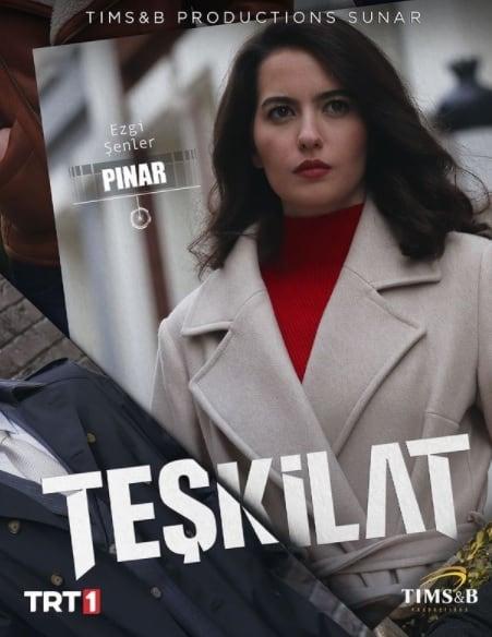 Teşkilat Pınar Karakteri