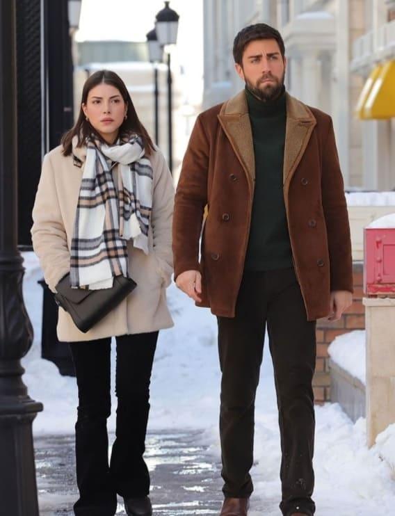 Teşkilat dizisi Serdar ve Zehra'nın giydiği kıyafetler