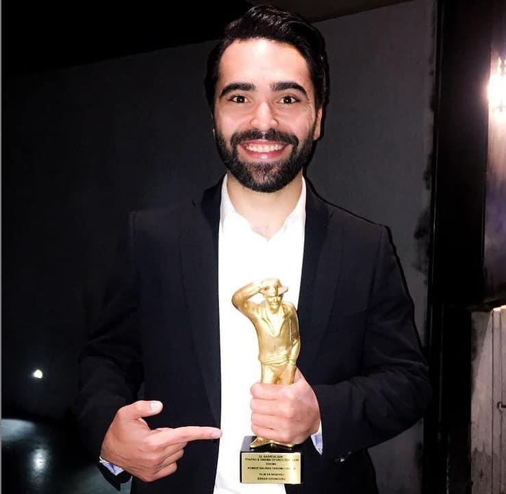 Emrah Kaman kimdir yeni dizisi Adim Basi Kafe