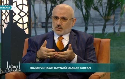 Kur'an-ı Kerim'i Güzel Okuma Yarışması Osman Şahin