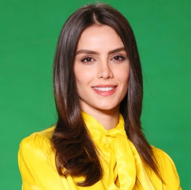 Menajerimi Ara Melisa Tahtaci rolu Cagla Demir