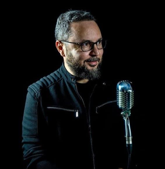 TRT Kur'an-ı Kerim'i Güzel Okuma Yarışması Sunucusu Mustafa Cihat Kılıç