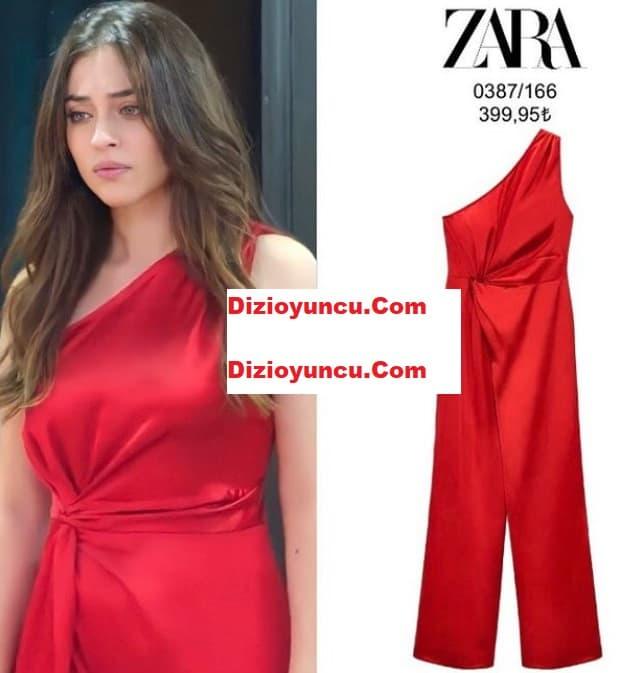 31 Ağustos Baht Oyunu Adanın kırmızı elbisesi