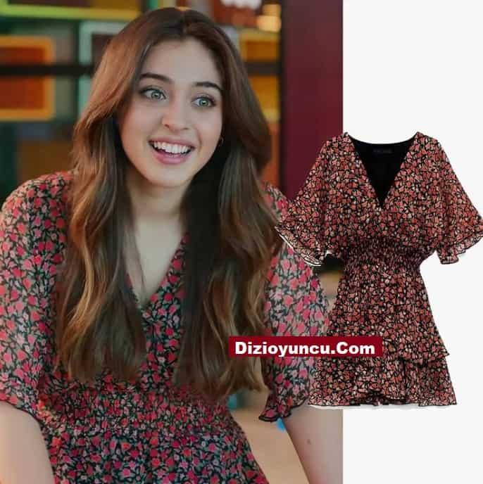 7 Eylül Baht Oyunu dizisi Ada'nın giydiği elbise