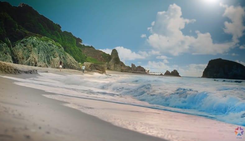 Ada Masalı Dizisi çekildiği sahil