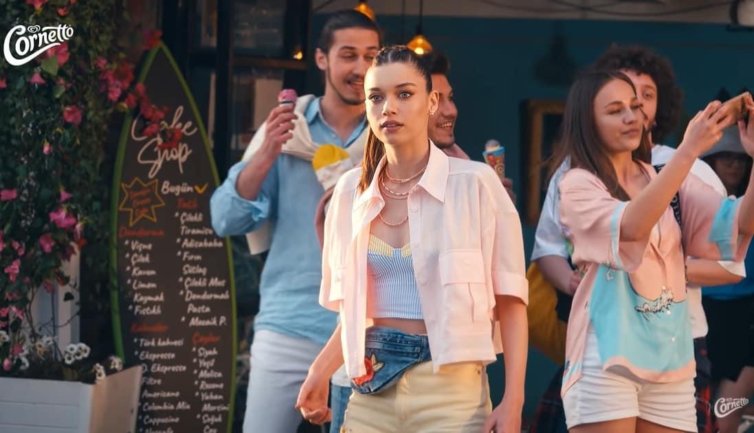 Cornetto Gül Aşkına Reklamı sözleri videosu