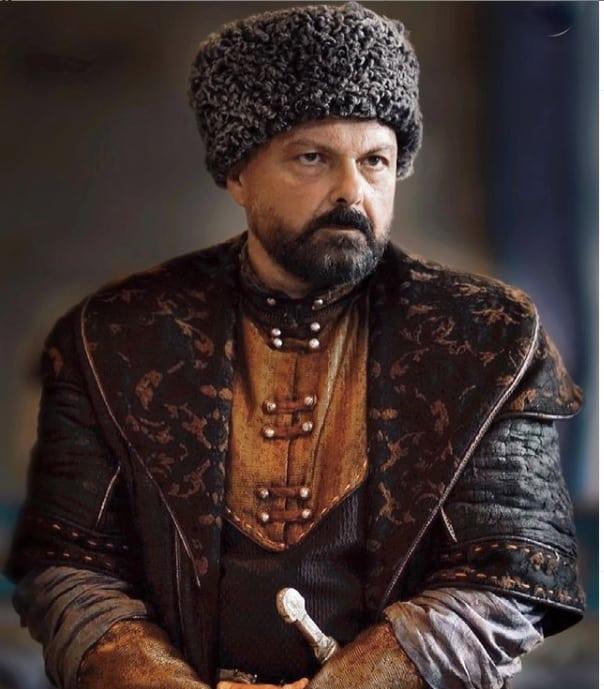 Ferhat Yilmaz Bozkir Aslani Celaleddin dizisinde rol alacak
