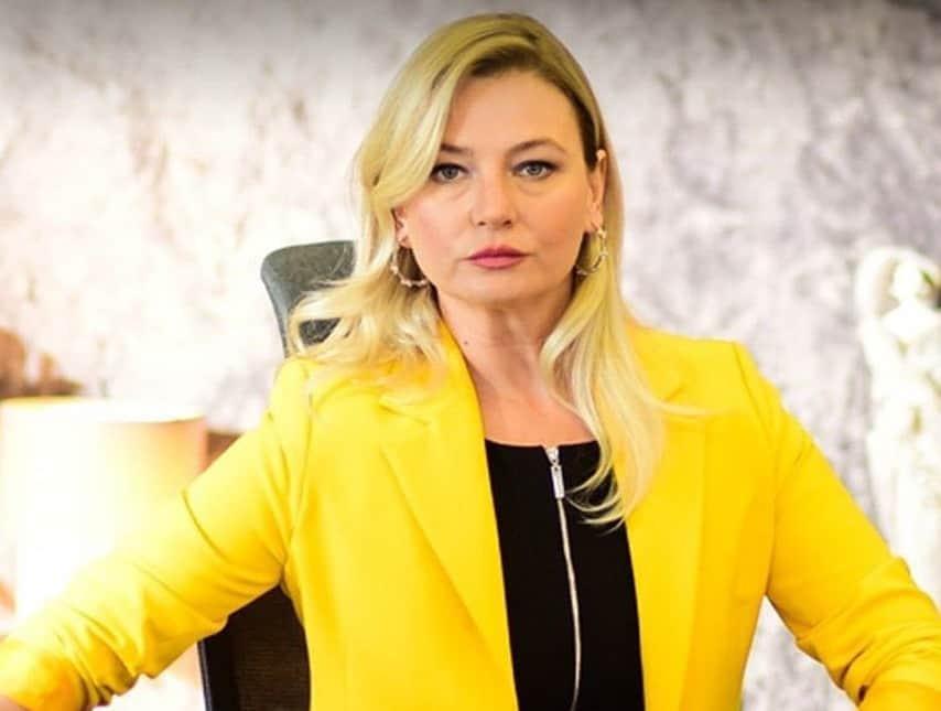 Nihan Büyükağaç Ada Masalı dizisi Selma karakteri