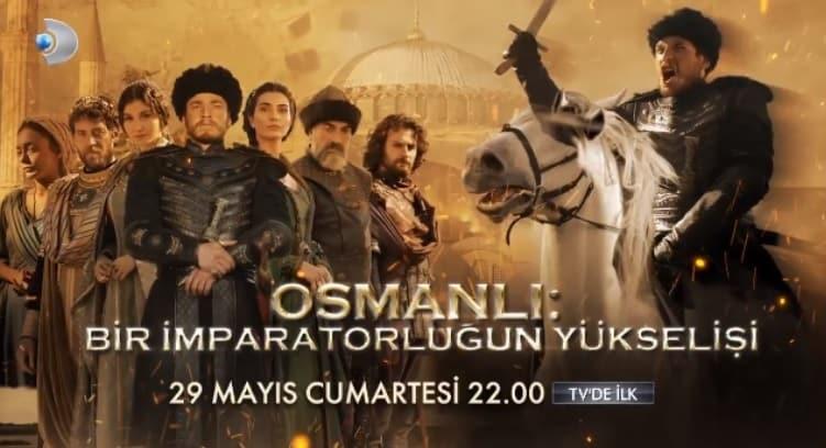 Osmanlı Bir İmparatorluğun Yükselişi Dizisi Oyuncu Kadrosu