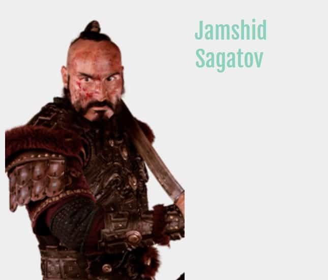 bozkir aslani Jamshid Sagatov kim